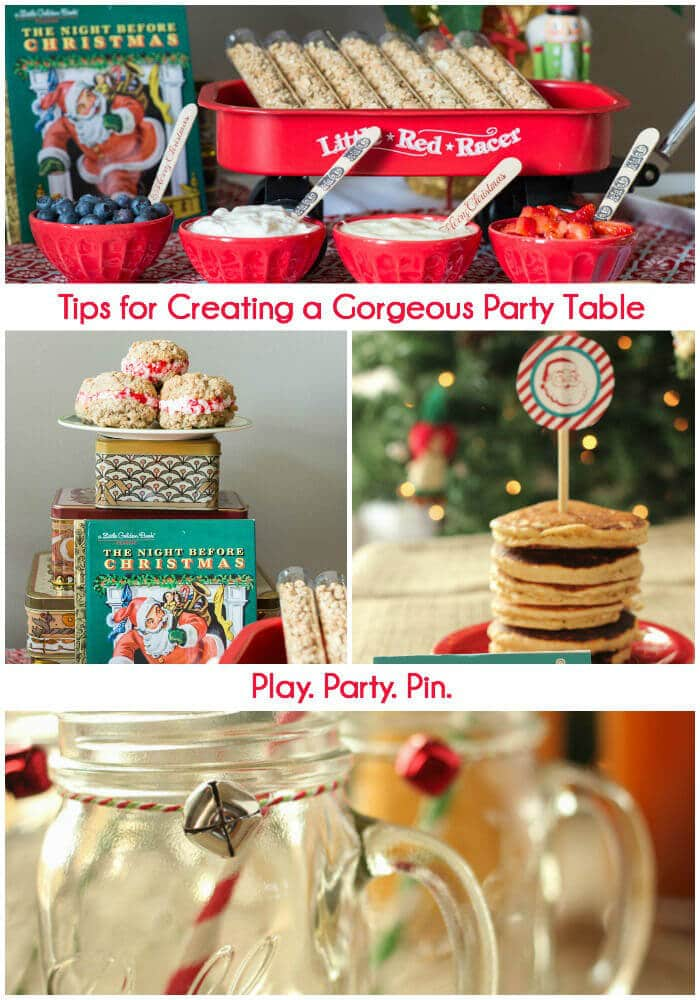 Great tips for setting up a gorgeous party table every time from www.playpartyplan.com