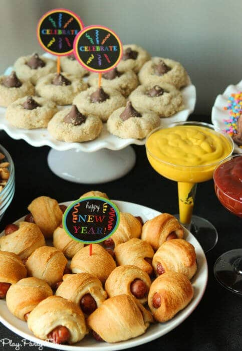 2014 New Year's Eve Party Ideas