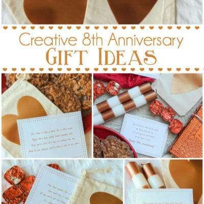 Creative 8th Anniversary Gift Ideas