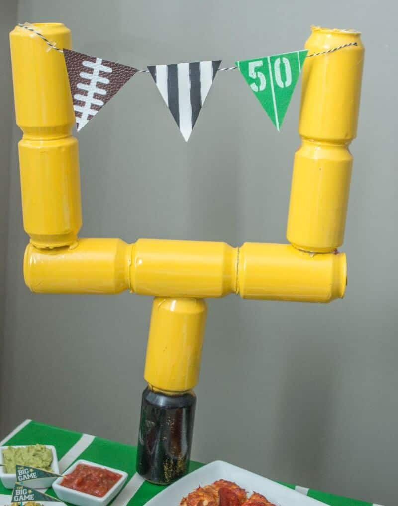 superbowl juice bowl easy ideas party decorations super decor football diy creative sunday