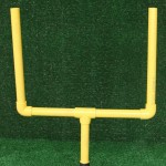 How to make field goal posts that are perfect for football party decorations