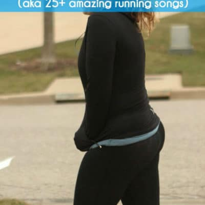 A Running Playlist That Will Make You Want to Run