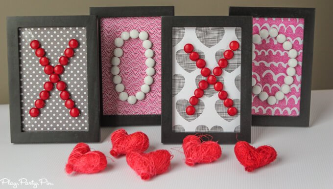 Craft Your Heart Out Valentine S Day Party Ideas