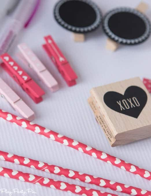chalkboard valentine's day party ideas, Ideas