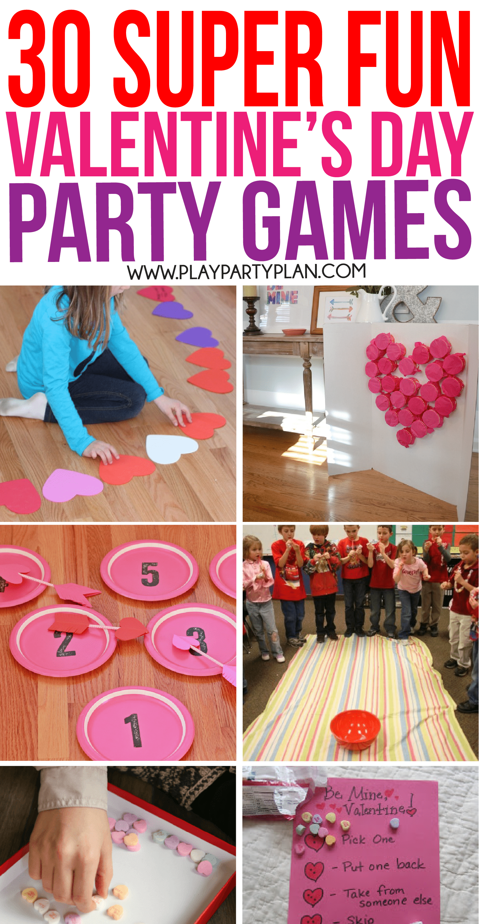 church valentine party games for adults