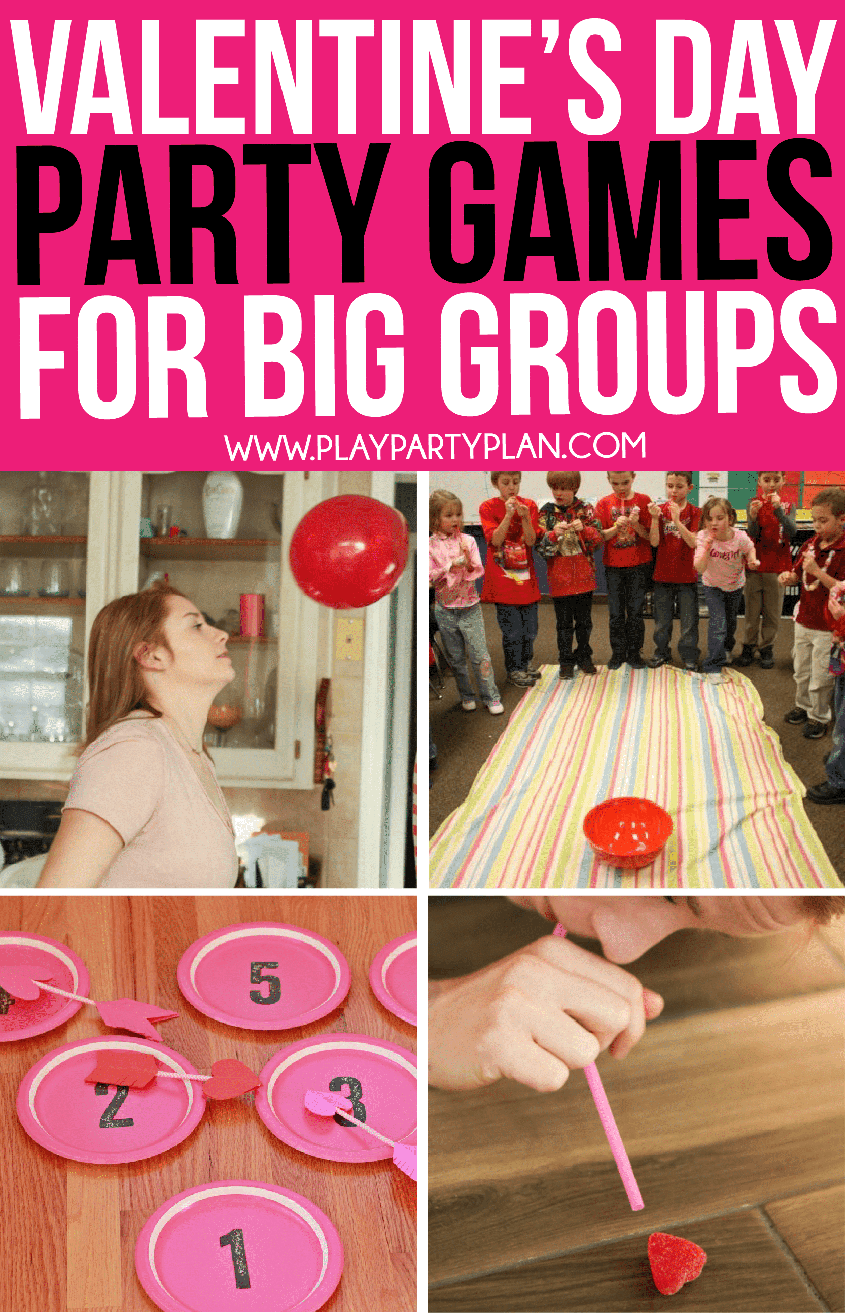 30 Valentines Day Games Everyone Will Absolutely Love Play Party Plan