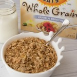 Eat Honey Bunches of Oats Whole Grain for a wholesome breakfast