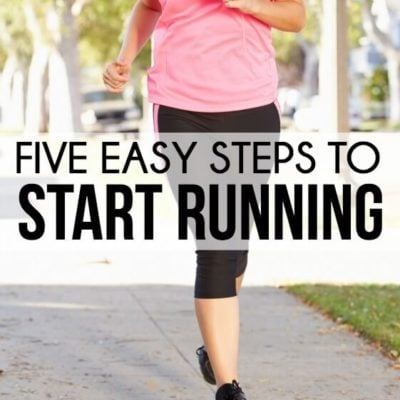 How to Start Running in Five Easy Steps