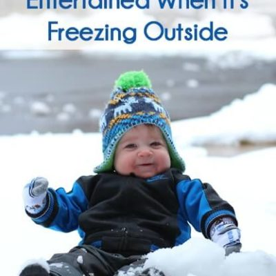 What to Do with Kids When It's Freezing Outside