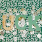 Lucky Letters St. Patrick's Day Decorations