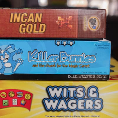 The Best Board Games for Groups of All Sizes