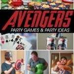 Love these Avengers party games and ideas, especially Black Widow BS and the Hulk Balloon Smash, so much fun!