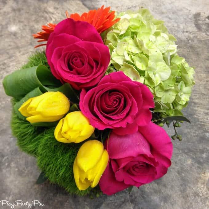 Dorothy McDaniels Flower Market