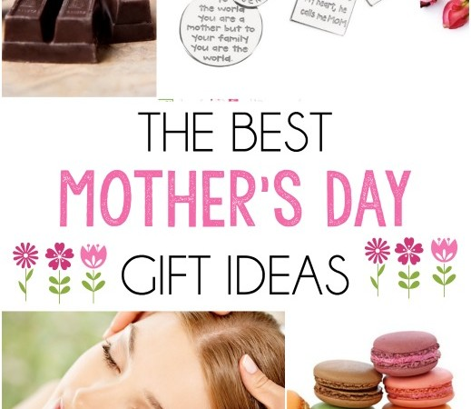 Some of the best Mother's Day gift ideas, love all of these ideas!