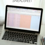 Make Pinterest scheduling easy with this free Pinterest scheduling spreadsheet, most of the work done for you!