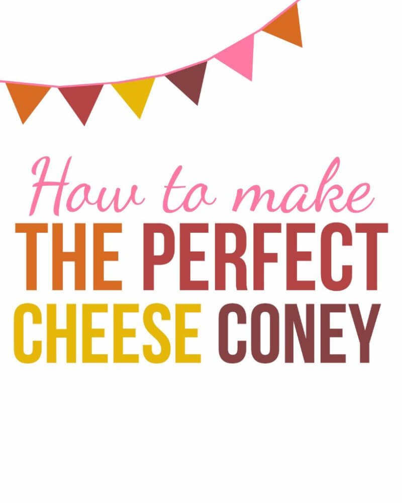 Love this make your own cheese coney bar idea and these cute printables