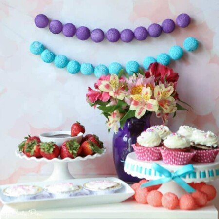 Love all of these pamper party ideas, what a great way to celebrate mom friends