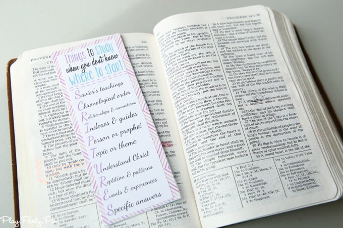 image about Who I Am in Christ Printable Bookmark referred to as Cost-free Printable Scripture Research Bookmark