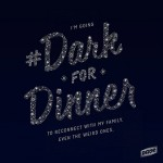 #Dark for Dinner Dixie campaign