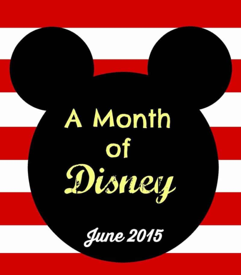 An entire month worth of Disney ideas from the best bloggers!