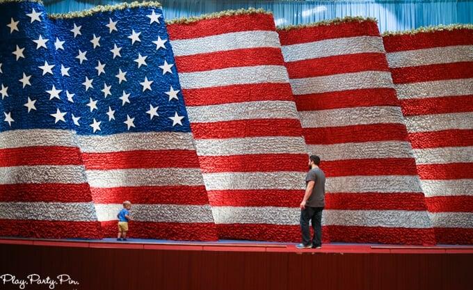 American Celebration on Parade