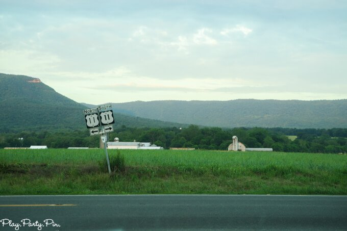 Route 11 Virginia
