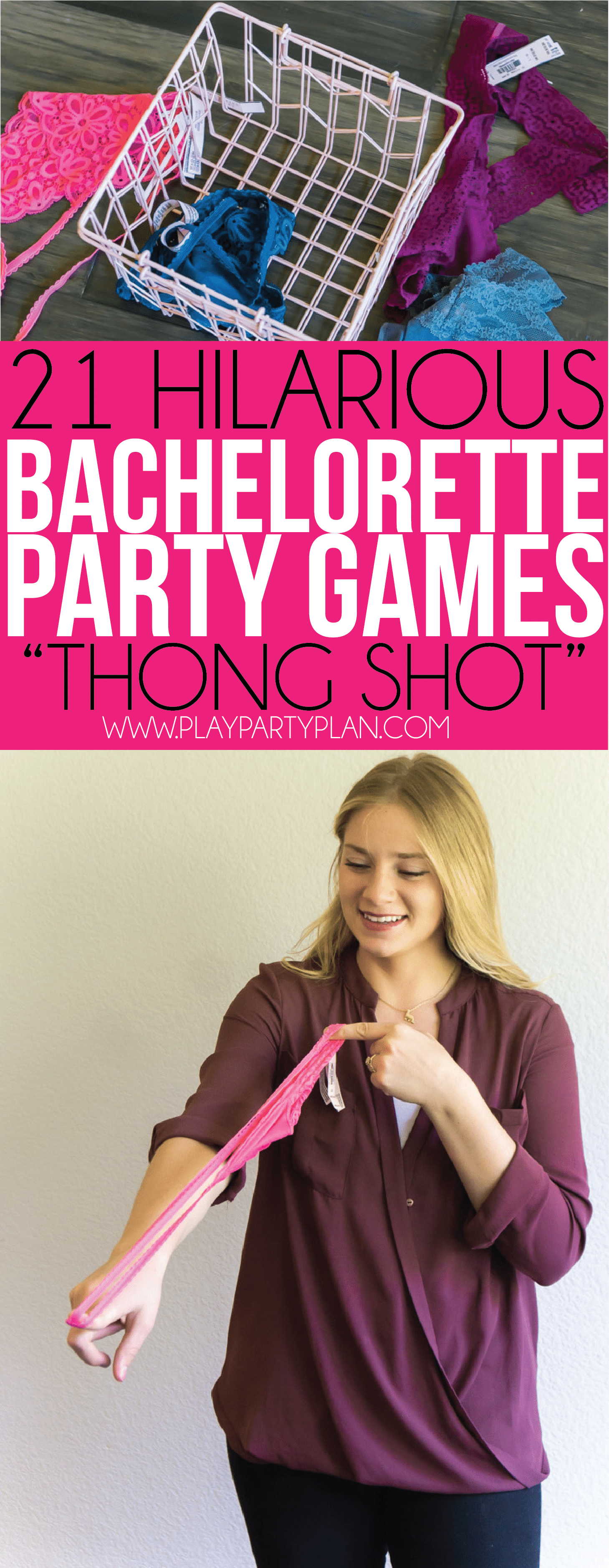 21 hilarious bachelorette party games you need to play right now