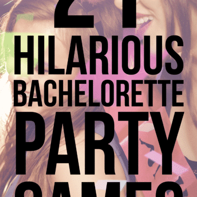 21 Hilarious Bachelorette Party Games Everyone Can Play