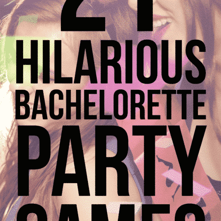 Bachelorette party games clean enough for anyone to play