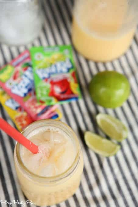 Try out some new summer drinks like this easy Brazilian lemonade recipe