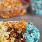 Four fantastic popcorn recipes inspired by the new Fantastic Four movie!