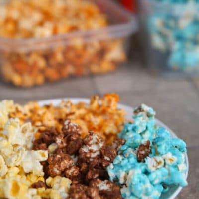 Four Fantastic Popcorn Recipes