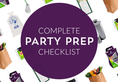 How to Prep for A Party with Evite