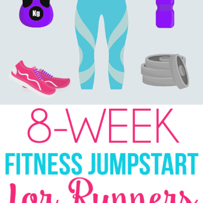 Fitness Jumpstart for Runners: Week 3