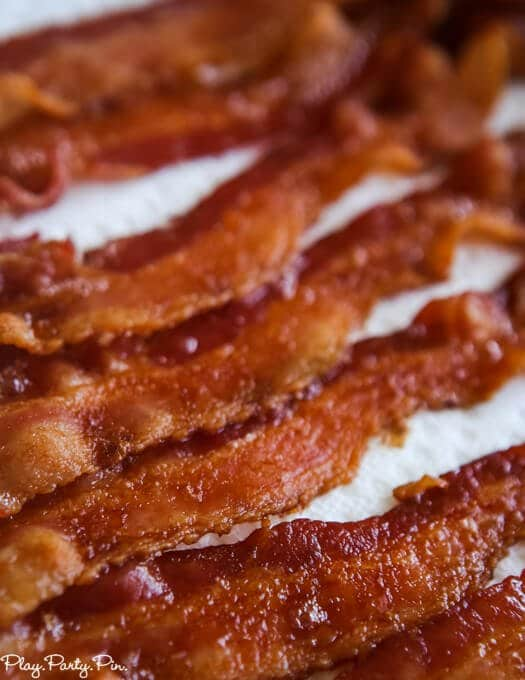 how to cook bacon in the oven without splattering