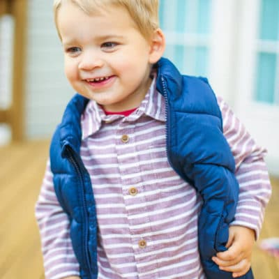 Fun Fall Outfits for Toddlers
