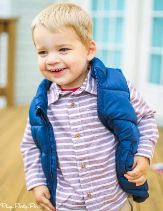 Fall outfit ideas for toddlers