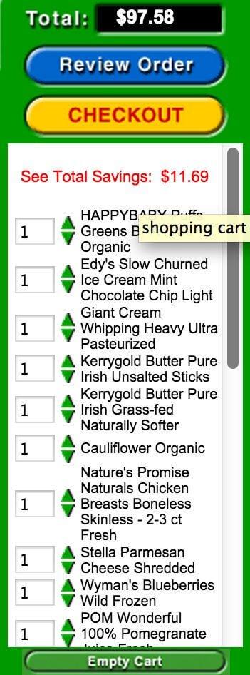 checkout-cart