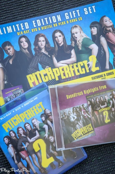 Great party games for adults that love music, inspired by Pitch Perfect and songs in the movies!