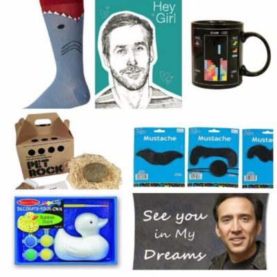Hilarious White Elephant Gift Ideas & Giveaway