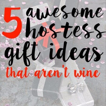 Already invited to 10 Christmas parties? Then you probably need some great hostess gift ideas. Forget the cookies and DIY crafts and try one of these 5 awesome hostess gifts instead. As a frequent hostess myself, I would love to receive #5!
