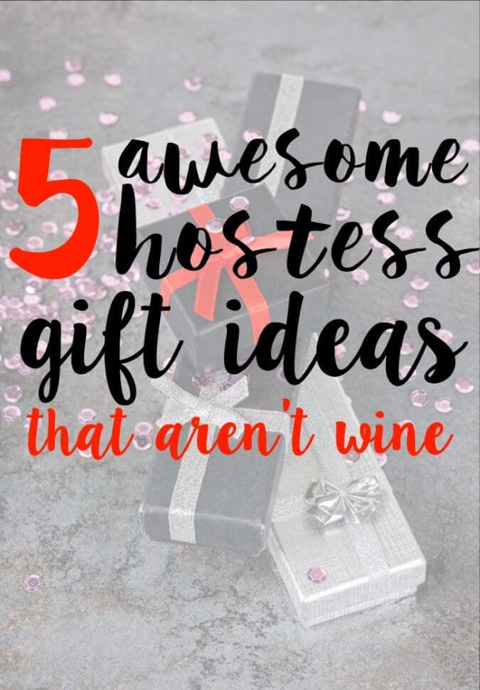 Already invited to 10 Christmas parties? Then you probably need some great hostess gift ideas. Forget the cookies and DIY crafts and try one of these 5 awesome hostess gifts instead. As a frequent hostess myself, I would love to receive #5! via @playpartyplan
