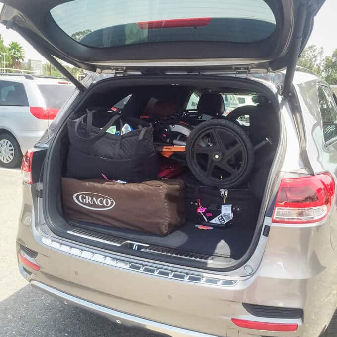 5 reasons the Kia Sorento is the perfect car for families!