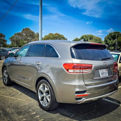 5 Reasons the Kia Sorento is One of the Best Cars for Families