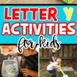 Fun Letter Y activities for kids