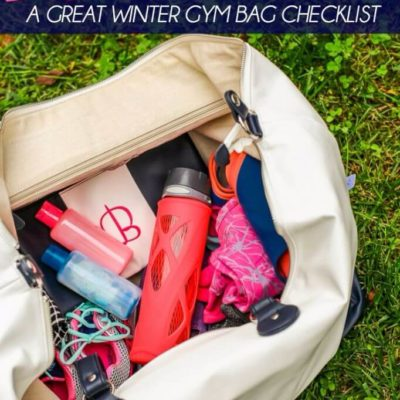 10 Things You Need to Work Out in the Winter
