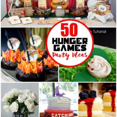 The Ultimate Collection of Hunger Games Party Ideas