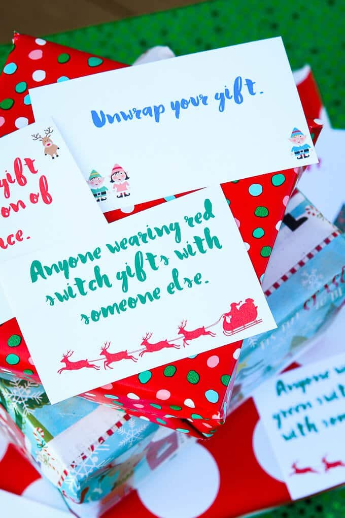 Gift exchange game idea tips on hosting the best gift for Mens gift exchange idea