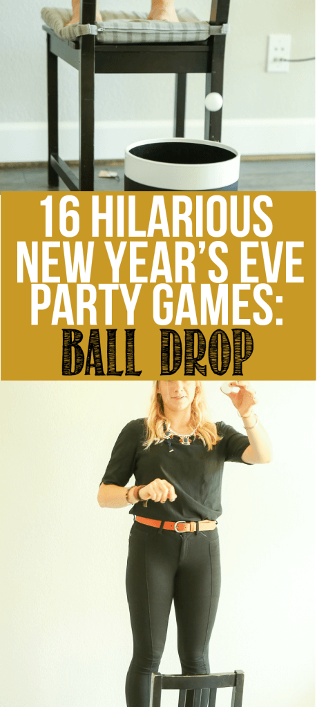New Year's Eve Minute to Win It Games - Play.Party.Plan
