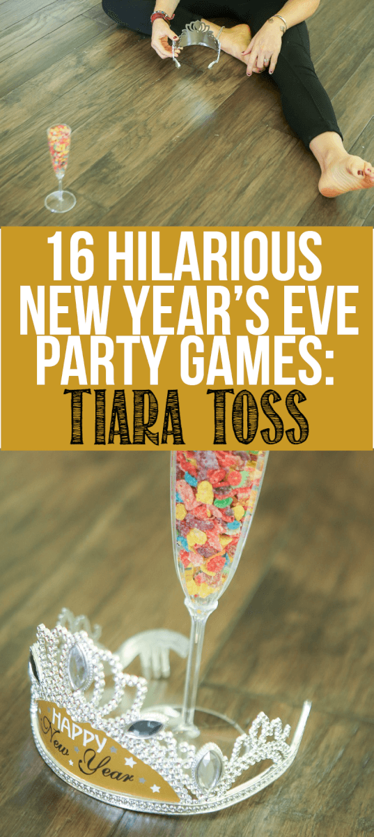 16 Hilarious New Years Eve Games To Try In 2018 Play Party Plan